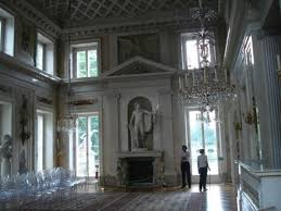 INSIDE PALACE ON THE WATER