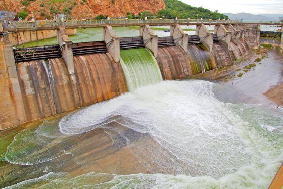 Nightjar R&T Hartbeesport Dam Wall DLP